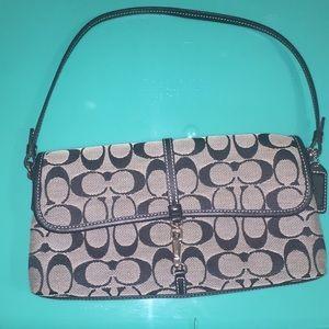 Coach Signature purse